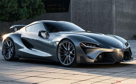 Toyota Vision Toyota Unveils Racing Ft 1 Vision Gran Turismo Concept