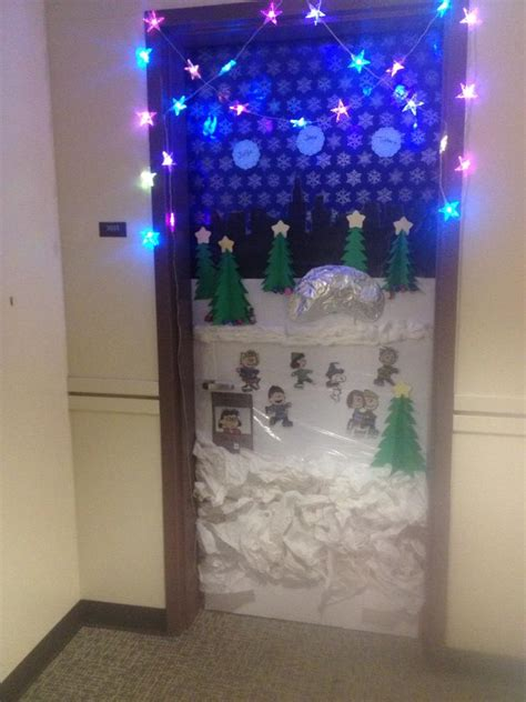 best christmas door decoration winners rc ico