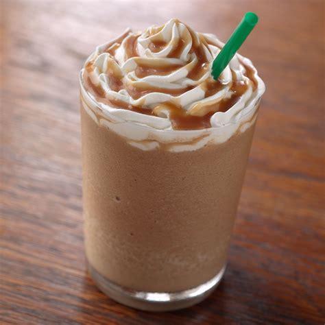 Coffee Frappuccino menu starbucks coffee company