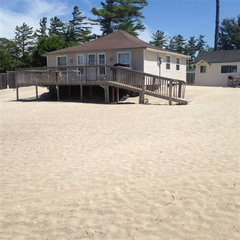 at the sands waterfront cottages after prom rentals