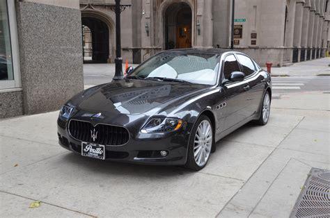 2011 Maserati Quattroporte S 2011 Maserati Quattroporte S Used Bentley Used Rolls