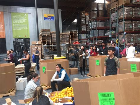 San Francisco Food Pantry by Thanksgiving Donations For Sf Marin Food Bank San
