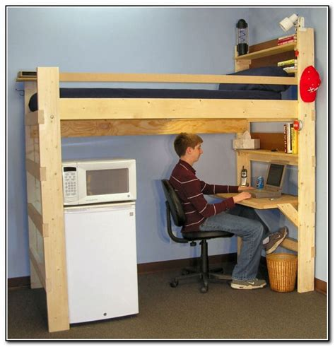 loft bed with desk underneath loft beds with desk underneath desk home design ideas