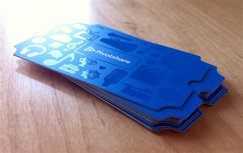Thickit Business Cards