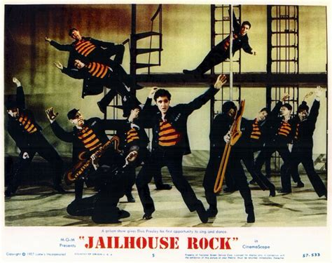 jail house rock jailhouse rock 1957 richard thorpe 171 twenty four frames