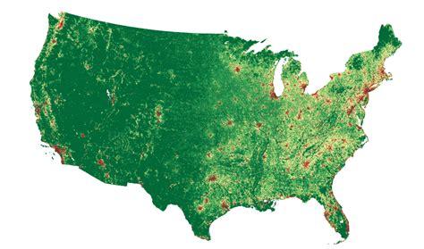 map of population density united states population density of contiguous united states by census