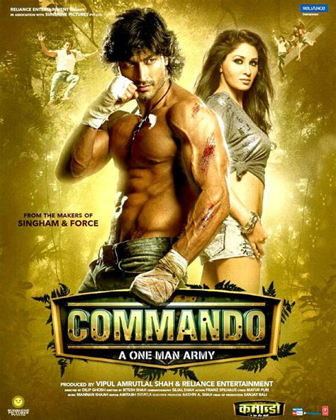 film india online commando photos commando images commando movie stills