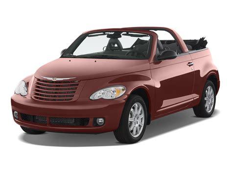 chrysler convertible models chrysler pt cruiser reviews research new used models