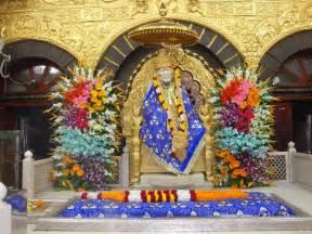 Sai Baba Temple Trip To Shirdi Of India