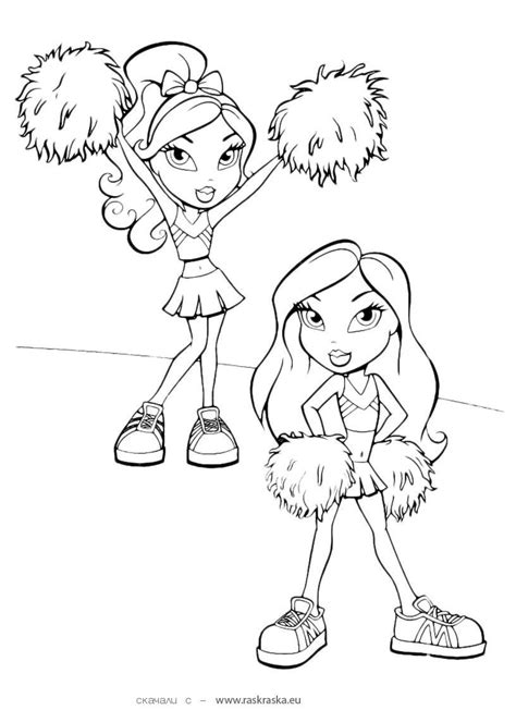 bratz coloring book bratz coloring book dibujos clipart etc coloring