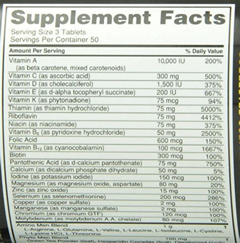 On Optimen 150tabs Multivitamin Opti Platinum Multivitamin optimum nutrition opti s 150 tabs