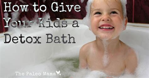 Detox Bath For Lymphatic System by How To Give Your A Detox Bath Detox Baths Nerves