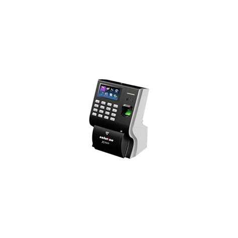 Mesin Absensi Solution X700 harga jual solution x700 mesin absensi sidik jari