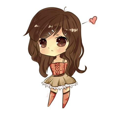 cute chibi by arisamanuko on
