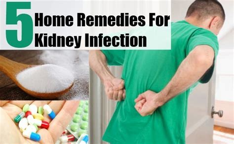 top 5 home remedies for kidney infection