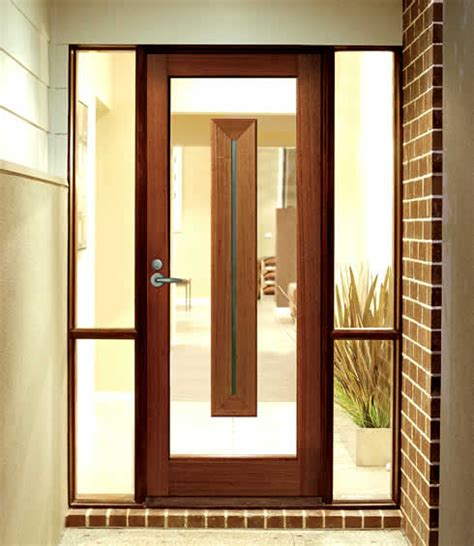 entrance door craftsmanship in timber and glass doors from