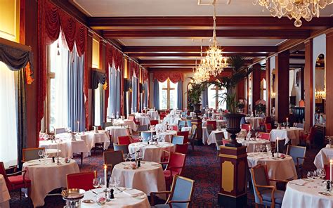 Or Le Le Restaurant Badrutt S Palace Hotel St Moritz
