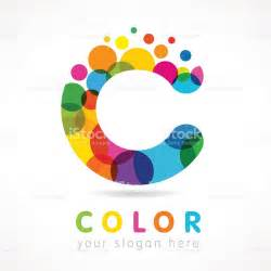 color with c color c logo stock vector 506605020 istock
