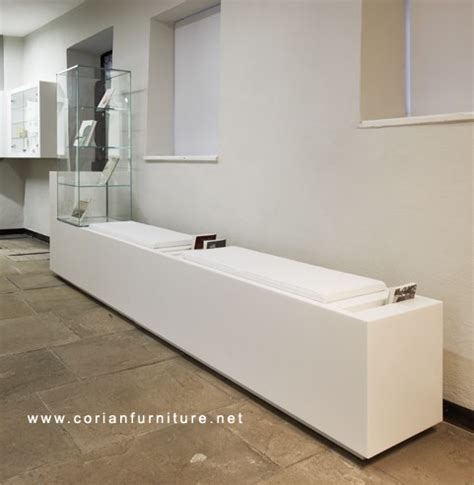 corian bench yy 013 corian bench chair corianfurniture yiyang furniture