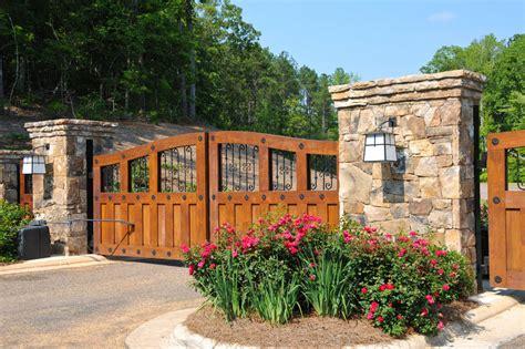 Luxury Spanish Style Homes by Custom Ranch Gates