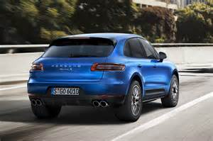 Porsche Macan Images 2015 Porsche Macan Information And Photos Zombiedrive
