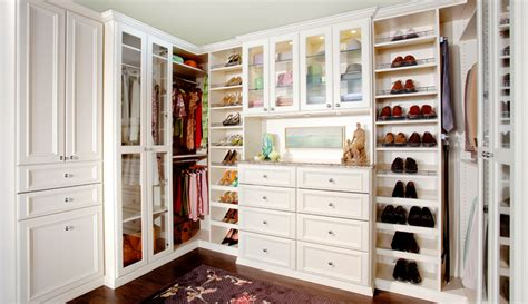 Tall Glass Door Cabinet 5 Luxurious Westchester Walk In Closets To Die For