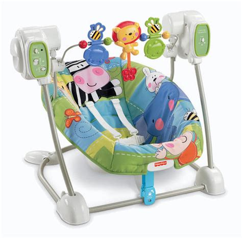 fisher price rainforest swing manual 12 best baby swings reviewed portable and full size
