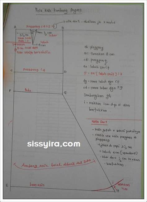 Pola Kain Kembang | pola berlukis kain kembang payung pola pinterest