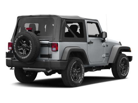 Lu L Jeep configuration et prix de votre jeep wrangler 2017
