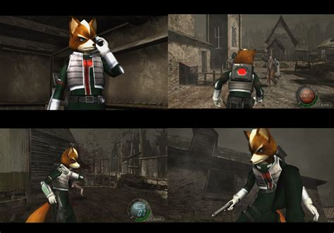 download mod game resident evil 4 fox mccloud mod hd resident evil 4 pc by chacs on deviantart
