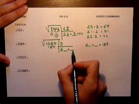 raiz cuadrada 144 cual raiz cuadrada 144 videos videos relacionados con