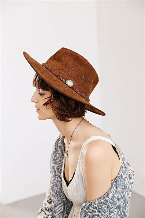 suede panama hat fw16 womens beautiful