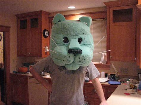 How To Make A Mascot From Paper Mache - 17 best ideas about mascot costumes on