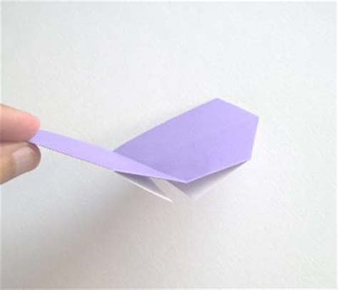 How To Make A Paper Hang Glider - origami hang glider
