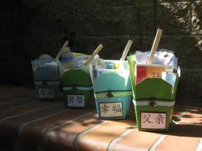 Wedding Shower Gift Wrapping Ideas - asian themed baby shower for a boy diy inspired