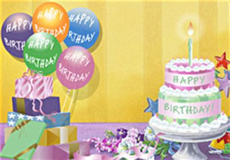 Jacquie Lawson Birthday Cards Happy Birthday Birthday Wishes E Card By Jacquie Lawson