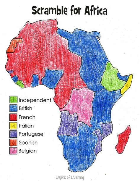 Scramble For Africa Outline Map by 10 Best European Colonies Images On Historical Maps Maps And European History