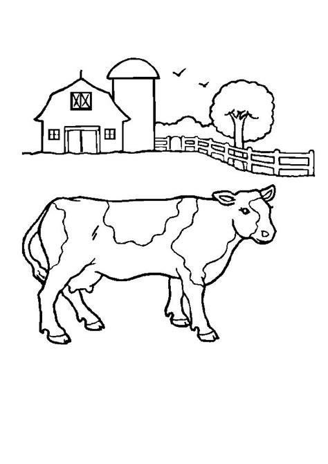farm coloring pages moms who think