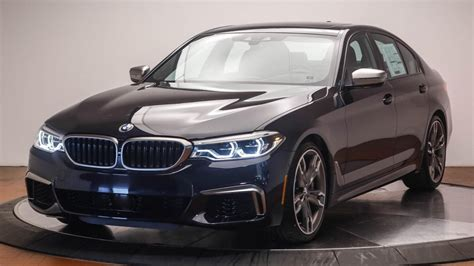 2019 Bmw 5 Series by 2019 Bmw 5 Series Review Release Date Cost Design