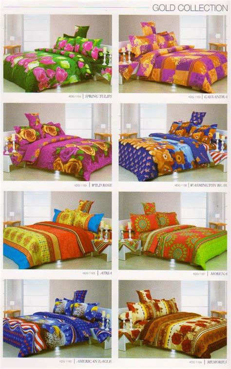Bedcover Disperse 120 Stitch Harga pusat sprei bedcover selimut semarang sprei bedcover