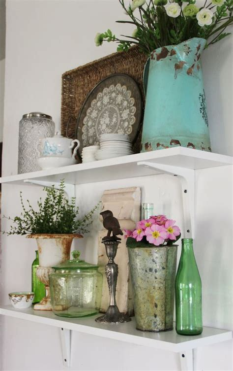 you can create vignettes in small spaces here s vintage