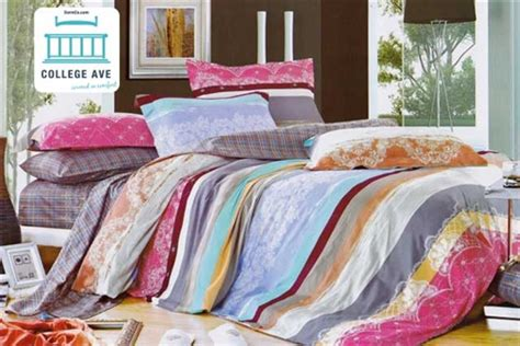 xl twin comforter sets for college twin xl comforter set college ave dorm bedding pure