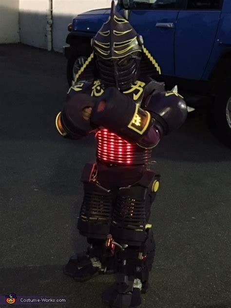 noisy boy robot costume photo