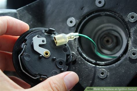how can i replace the ignition switch in a jeep wrangler s 1993 i know is the steering column how to replace an ignition switch with pictures wikihow