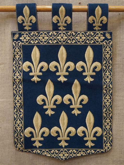 Tapisserie Fleur by Tapisserie Fleurs De Lys La Boutique M 233 Di 233 Vale