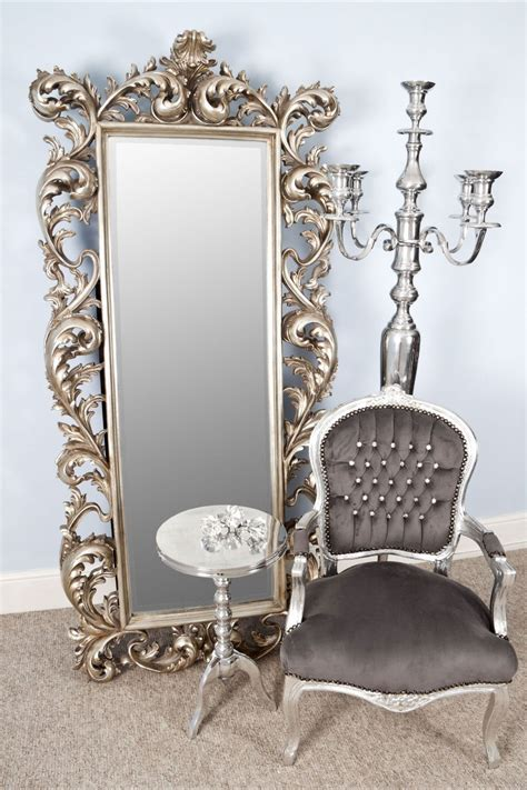 floor fullngth mirror for sale vintage white baroque bedroom appealing oversized mirrors for home decoration