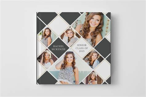 photo book from pictures photo book cover template for photographers senior album