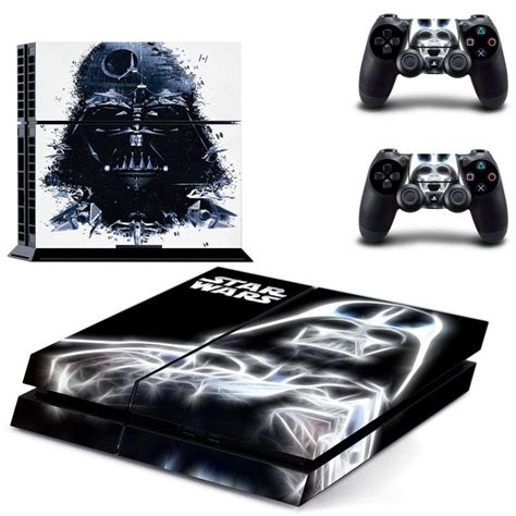 Ps4 Pro Aufkleber Star Wars by Ps4 Star Wars Decal Cover For Playstation 4 Console And