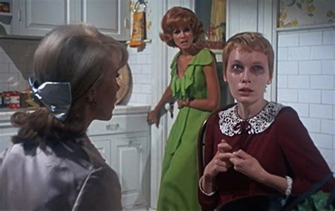 Not My Rosemarys Baby by Rosemary S Baby 1968 Review Basementrejects