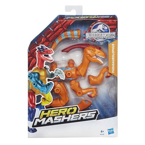 figurki akcji tanie zabawki w empikcom jurassic world hero mashers figurka jurassic world